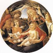 Sandro Botticelli Madonna del Magnificat oil painting picture wholesale