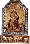 Simone Martini Altar of St Louis of Toulouse oil painting picture wholesale