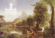 Thomas Cole The Voyage of Life oil painting picture wholesale