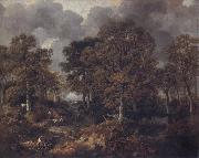 Thomas Gainsborough Gainsborough's Forest oil painting picture wholesale