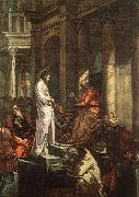 Tintoretto Christ before Pilate oil painting picture wholesale