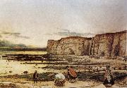 William Dyce Pegwell Bay in Kent. oil painting picture wholesale
