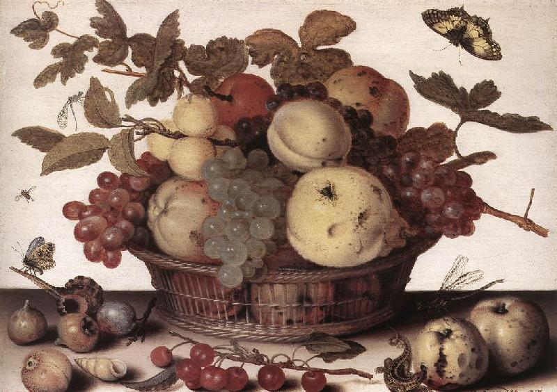 AST, Balthasar van der Basket of Fruits vvvv France oil painting art