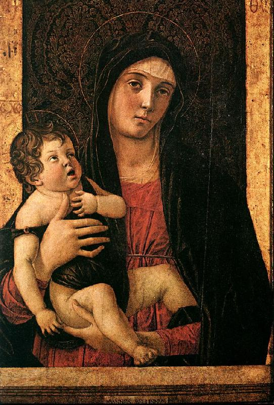 BELLINI, Giovanni Madonna with Child fe5 oil painting image