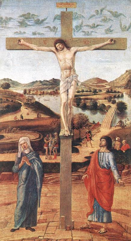 BELLINI, Giovanni Crucifix France oil painting art