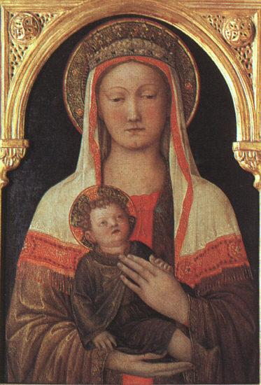 BELLINI, Jacopo Madonna and Child jkj France oil painting art