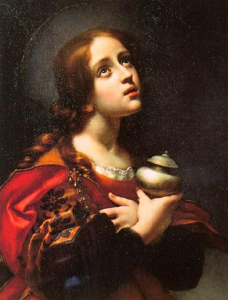 Carlo  Dolci Magdalene oil painting image