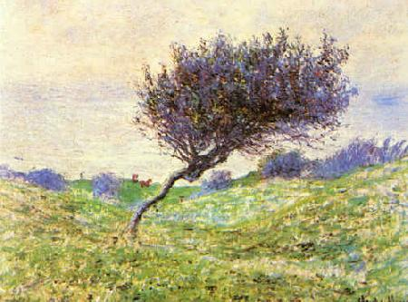 Claude Monet Sea Coast,Trouville oil painting image