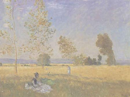 Claude Monet Summer oil painting image