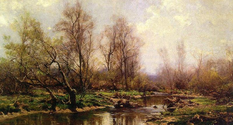 Hugh Bolton Jones River Landscape oil painting image