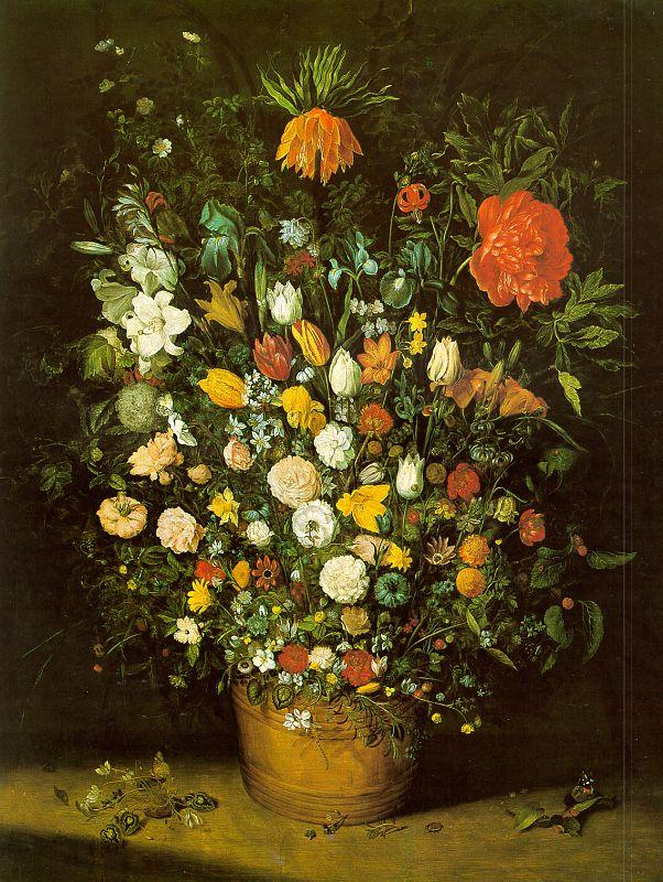 Jan Brueghel Bouquet2 oil painting image