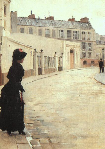 Jean Beraud The Wait (san11) oil painting picture