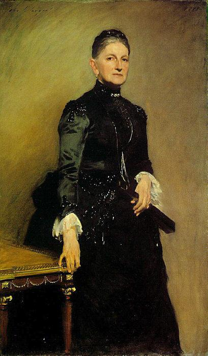 John Singer Sargent Mrs Adrian Iselin France oil painting art