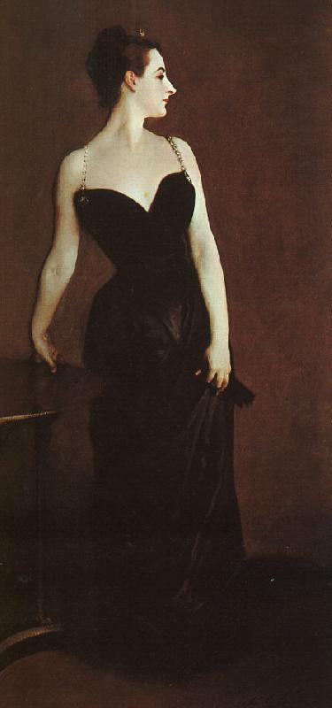 John Singer Sargent Madame X France oil painting art
