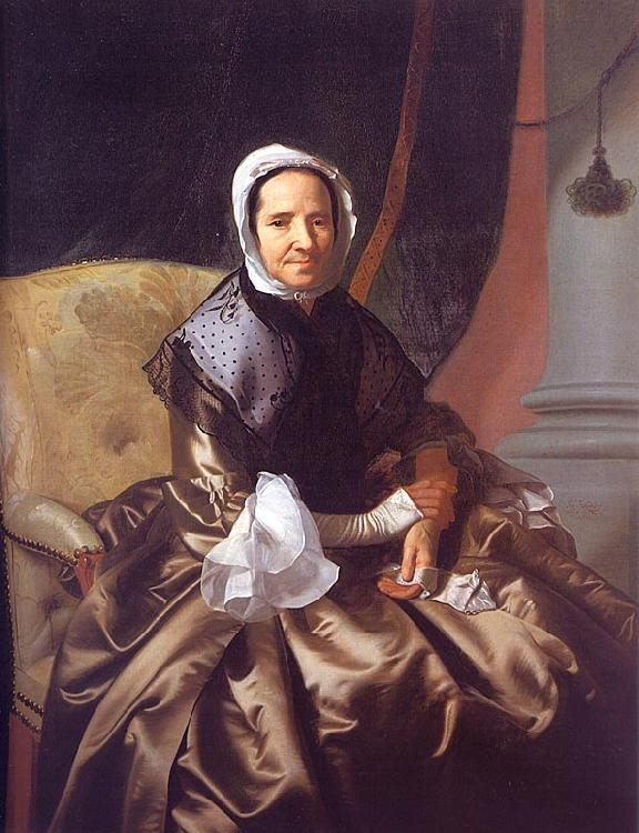 John Singleton Copley Mrs Thomas Boylston France oil painting art