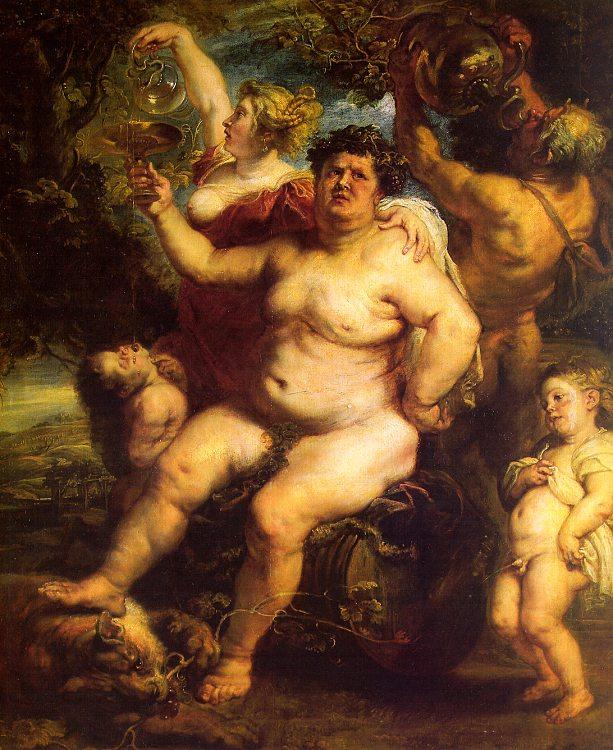 Peter Paul Rubens Bacchus France oil painting art