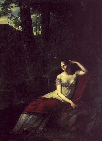 Pierre-Paul Prud hon The Empress Josephine France oil painting art