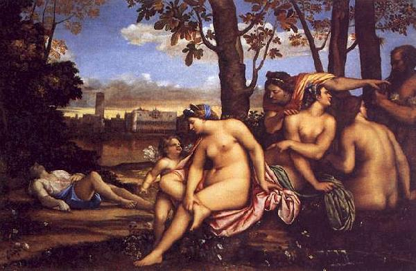 Sebastiano del Piombo The Death of Adonis oil painting image