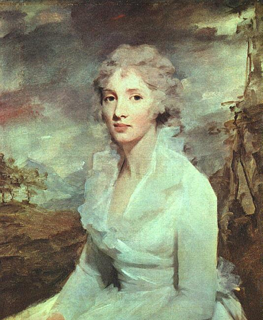 Sir Henry Raeburn Miss Eleanor Urquhart France oil painting art