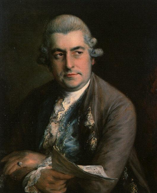 Thomas  1770 The Huntington Art Collections, San Marino oil painting image