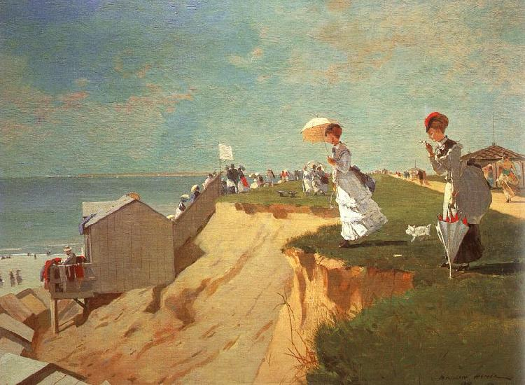 Winslow Homer Long Branch, New Jersey France oil painting art