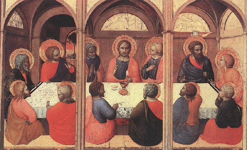 SASSETTA The Last Supper  g oil painting image