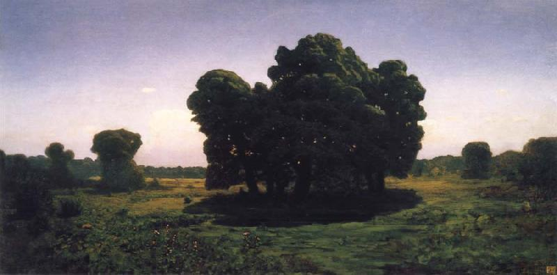 Arkhip Ivanovich Kuindzhi Oak oil painting picture