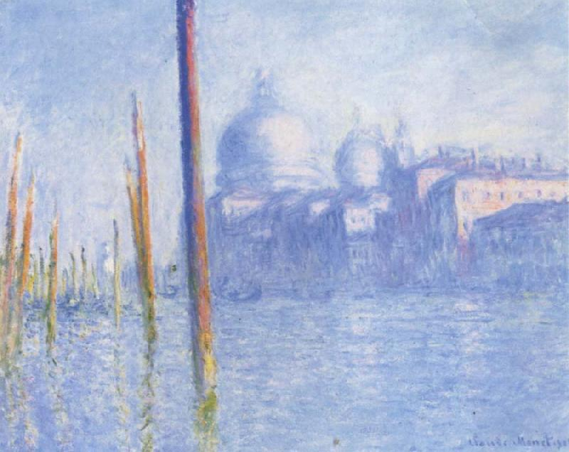 Claude Monet The Grand Canal,Venice oil painting picture