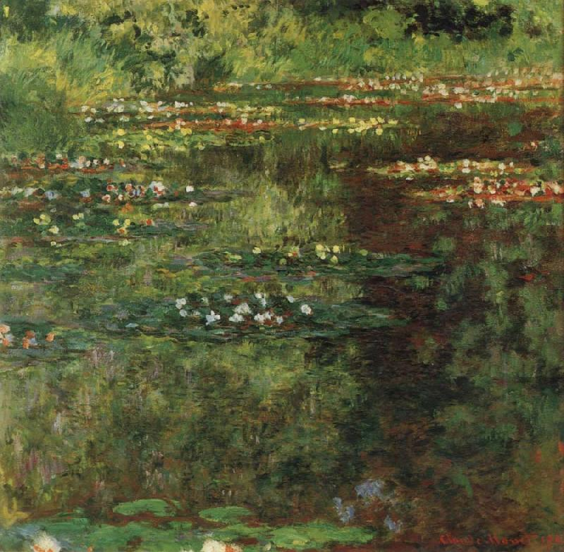 Claude Monet Water Lilies oil painting picture