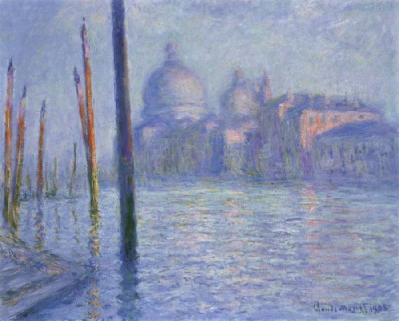 Claude Monet The Grand Canal oil painting picture
