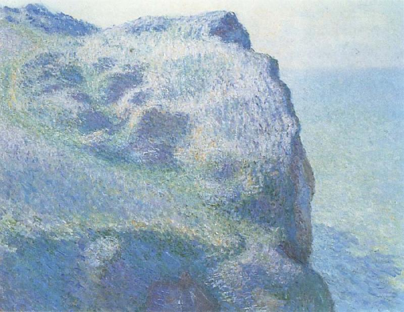 Claude Monet The Pointe du Petit Ally oil painting picture