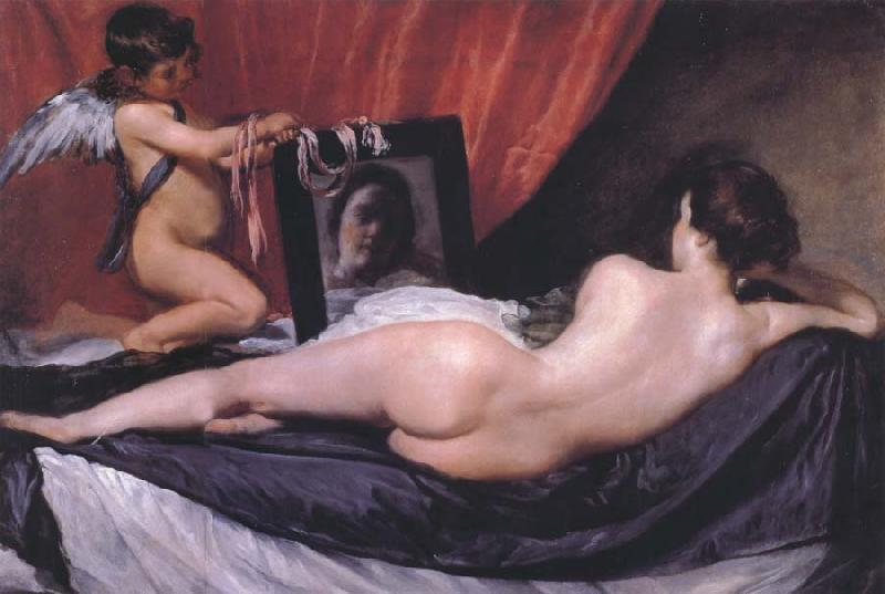 Diego Velazquez The Toilet of venus oil painting picture