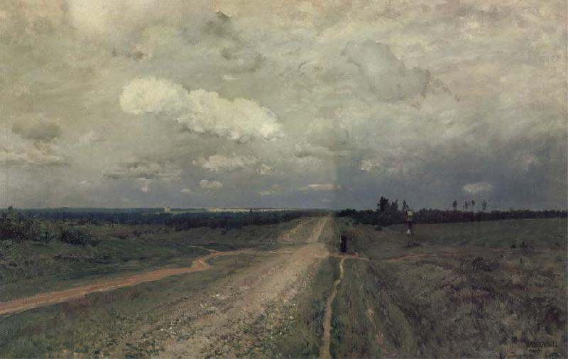 Levitan, Isaak Landscape oil painting picture