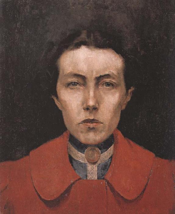 <b>Aurelia de sousa</b> Self-Portrait oil painting image - Aurelia%20de%20sousa-654776