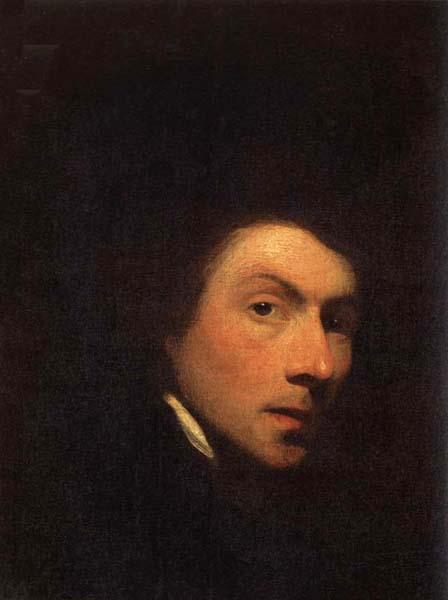 Gilbert Stuart Self-Portrait oil painting image