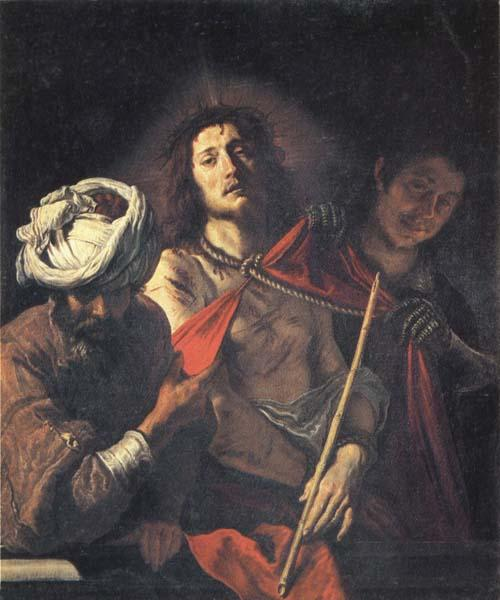 Domenico Fetti Ecce Homo oil painting image