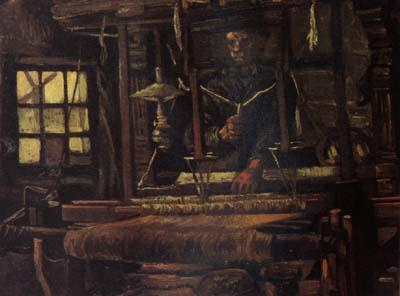 Vincent Van Gogh Weaver,Seen from the Front (nn04) oil painting image