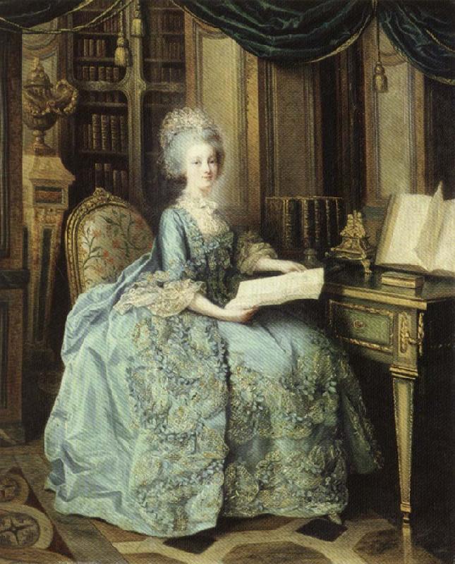 Marie antoinette inspired fashion