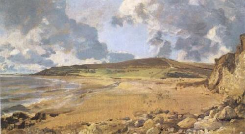 John Constable Weymouth Bay (mk09) oil painting image