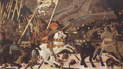 UCCELLO, Paolo Battle of San Romano (mk08) oil painting image