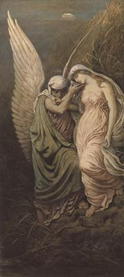 Elihu Vedder The Cup of Death (mk19) oil painting image
