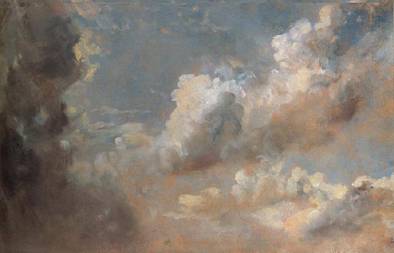 L Etude De Nuage John Constable Les Reproductions En Gros